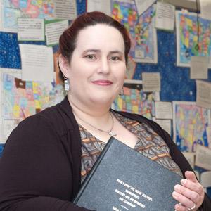 Ms. Hinzman