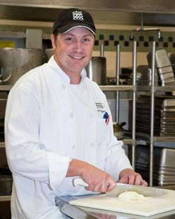 Mr. Potteiger, Culinary Arts instructor