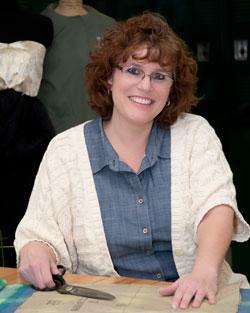 Mrs. Rubin, Sewing teacher