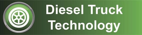Diesel Truck Technology banner graphic