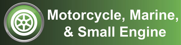 Motorcycle, Marine, & Small Engine Technology banner graphic