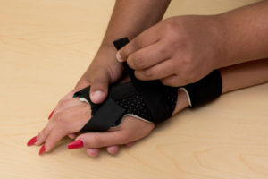 Sports Medicine-wrist guard