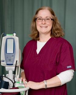 Ms. Bowers, Health-Nursing Careers Instructor