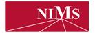 NIMS logo