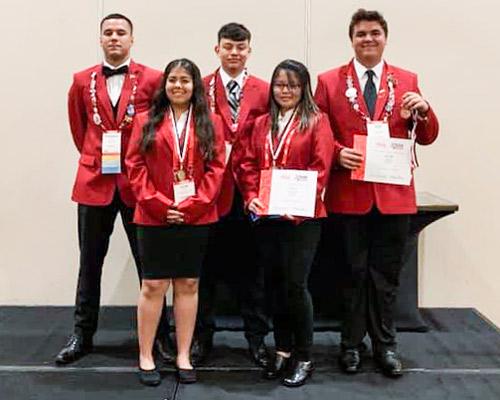 FCCLA national winners 2019
