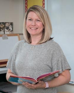 Ms. Yobb, Early Childhood Education teacher