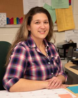 Ms. Stephanie Firing